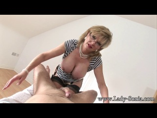 Lady-Sonia: Lady Sonia - The Trophy Wife And The Rather Frustrated Young Man (20...