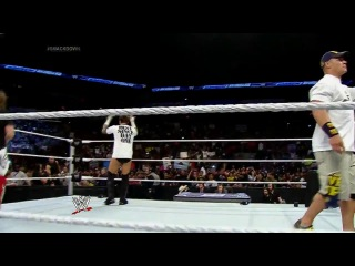 [CM Punk - Fan Community]-WWE Friday Night SmackDown 20.12.2013: The Shield, CMPunk, Randy Orton, John Cena, Daniel Bryan (�������, ���)